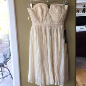 NWT J. Crew weddings and parties dress